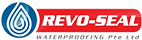 Revo-Seal Waterproofing Systems Singapore Sticky Logo
